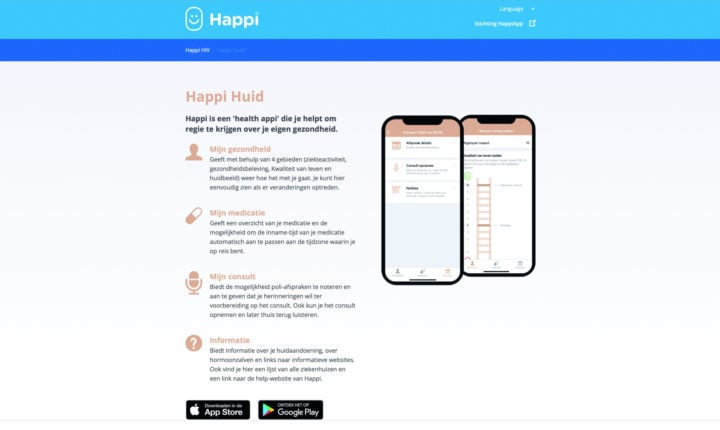 Ua2 2020 P7 Happi Huid App